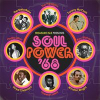 Soul Power 68 / Various - Soul Power 68 / Various
