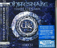 Whitesnake - The Blues Album (SHM-CD)