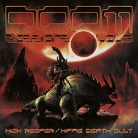 High Reeper / Hippie Death Cult - Doom Sessions 5 (Blk) [Colored Vinyl] (Grn)