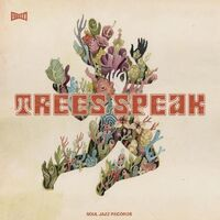 Trees Speak - Shadow Forms [Colored Vinyl] (Red) (Aus)