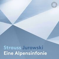 Strauss / Jurowski - Eine Alpensinfonie (Hybr)
