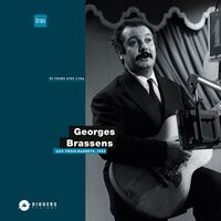 Georges Brassens - Aux Trois Baudets 1953