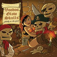 Voodoo Glow Skulls - Steady As She Goes [LP]