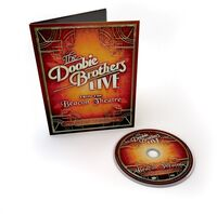 The Doobie Brothers - Live From The Beacon Theatre [Blu-ray]