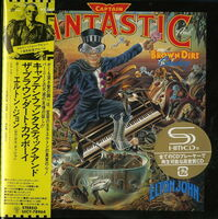 Elton John - Captain Fantastic and The Brown Dirt Cowboy [Import Limited Edition]