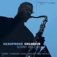 Sonny Rollins - Saxophone Colossus (Blue) [Colored Vinyl] [Limited Edition] [Indie Exclusive]