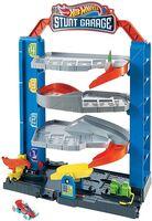 Hot Wheels - Mattel - Hot Wheels City Stunt Garage