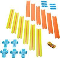 Hot Wheels Track Builder - Mattel - Hot Wheels Track Builder: Unlimited Fold Up Track Pack