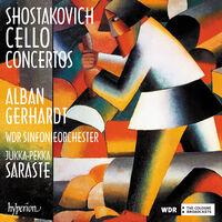 Alban Gerhardt - Shostakovich: Cello Concertos