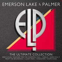 Emerson, Lake & Palmer - Ultimate Collection