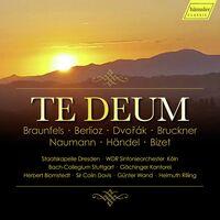 Te Deum / Various 4pk - Te Deum