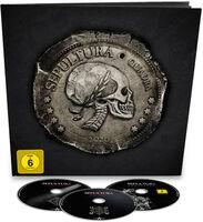 Sepultura - Quadra [2CD/Blu-ray Earbook]