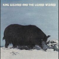 King Gizzard & The Lizard Wizard - Polygondwanaland (Fuzz Club Version) [180-Gram Blue Colored LP]