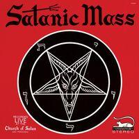 Anton Lavey - Satanic Mass (Blood Splatter Viny)