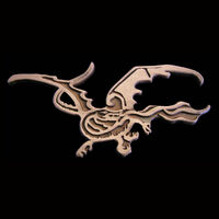 Other - WETA Workshop - Hobbit - Red Dragon Pin
