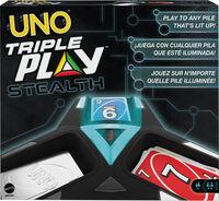 Uno - Uno Triple Play (Crdg) (Ttop)