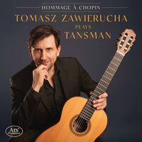 Tansman / Zawierucha - Hommage A Chopin (Hybr)
