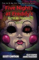 Scott Cawthon  / Waggener,Andrea - 1:35 Am Fazbear Frights (Ppbk) (Ser)