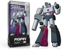 Figpin Transformers Megatron #668 - Figpin Transformers Megatron #668 (Clcb) (Pin)