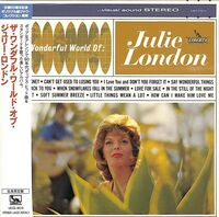 Julie London - Wonderful World Of (Jmlp) [Reissue] (Jpn)