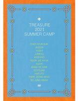 Treasure - Treasure 2021 Summer Camp (NTSC/Region 0) (incl. 152pg Photobook, 132pg Making Of Book, Mouse Pad, Photo Bookmark Set, Accordion