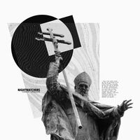 Nightwatchers - Common Crusades (Blk) [Limited Edition] (Wht)
