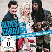 Bernard Allison - Blues Caravan 2018 [Deluxe CD/DVD]