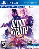 Pvr Blood & Truth Vr - Blood & Truth VR for PlayStation 4