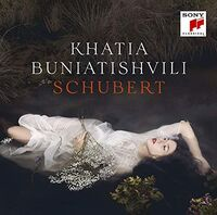 Khatia Buniatishvili - Schubert (Japanese Blu-Spec CD2/Paper Sleeve/Remastered)