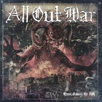 All Out War - Crawl Among The Filth [LP]
