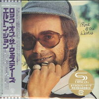 Elton John - Rock Of The Westies [Import Limited Edition]