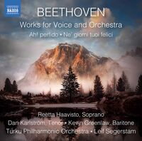 Turku Philharmonic Orchestra - Works for Voice & Orchestra