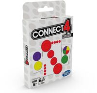 Games - Hasbro Gaming - Connect 4 Classic Card Game