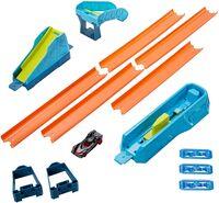 Hot Wheels Track Builder - Mattel - Hot Wheels Track Builder: Unlimited Long Jump Pack