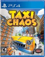 Ps4 Taxi Chaos - Taxi Chaos for PlayStation 4