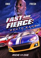 Fast and the Fierce: Death Race DVD - Fast & the Fierce: Death Race