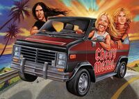 Taylor Hawkins Chevy Metal 1000 PC Jigsaw Puzzle - Taylor Hawkins Chevy Metal 1000 Pc Jigsaw Puzzle
