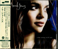 Norah Jones - Come Away With Me [Limited Edition] (24bt) (Hqcd) (Jpn)
