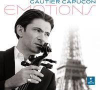 Gautier Capucon / Orchestre De Chambre De Paris - Emotions [Digipak]