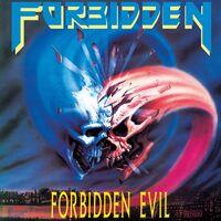 Forbidden - Forbidden Evil [Indie Exclusive Limited Edition Blue LP]