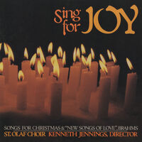 St. Olaf Choir - Sing for Joy