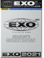 Exo - 2021 Season's Greetings (incl. 2021 Desk Calendar, Hard Cover Diary,Frame+Postcard Calendar Set, Folded Poster Calendar Set, Sti