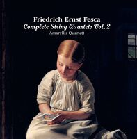 Amaryllis Quartett - String Quartets 2