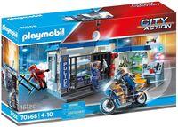 Playmobil - City Action Prison Escape (Fig)