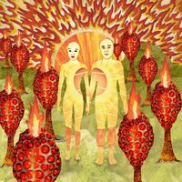 Of Montreal - Sunlandic Twins (Red/Orange Swirl Vinyl) [Colored Vinyl]