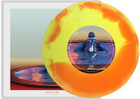 Crystal Lake - Watch Me Burn 7 (Orange/Yellow) [Colored Vinyl] (Org) (Ylw)