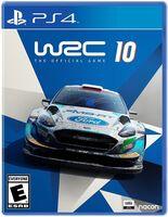 Ps4 Wrc 10 - WRC 10 for PlayStation 4