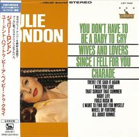 Julie London - You Don't Have To Be A Baby To Cry (Paper Sleeve)