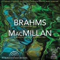 Brahms / Pittsburgh Symphony Orch / Honeck - Symphony 4 (Hybr)