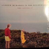 Andrew McMahon in the Wilderness - The Canyons EP